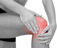 Fusion Therapy with Sports Massage. Kneepain